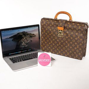 Louis Vuitton Bags - LOUIS VUITTON  Briefcase for Macbook Pro 15 Inch